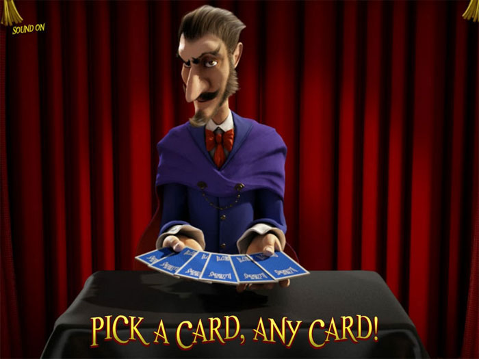 Pick a Card, Any Card