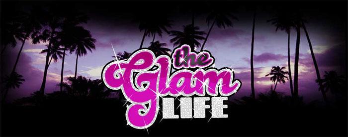 The Glam Life Logo