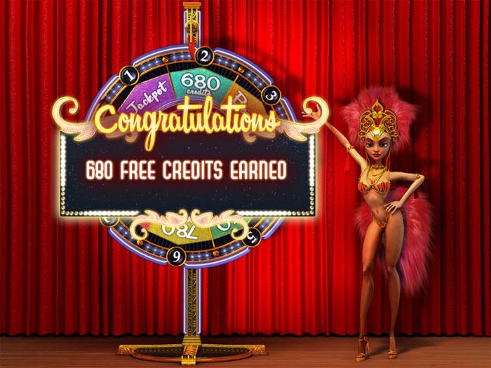 Mr Vegas - Free Credits