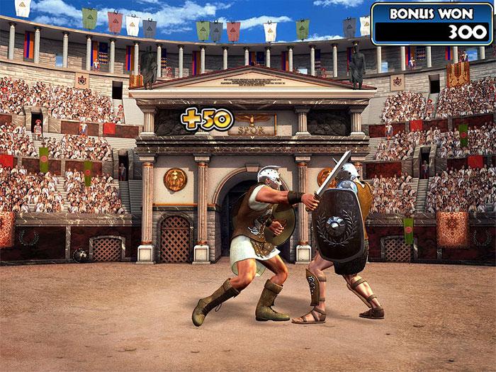 Gladiator Bonus Round