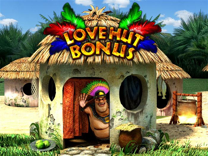 Aztec Treasures - Love Hut Bonus