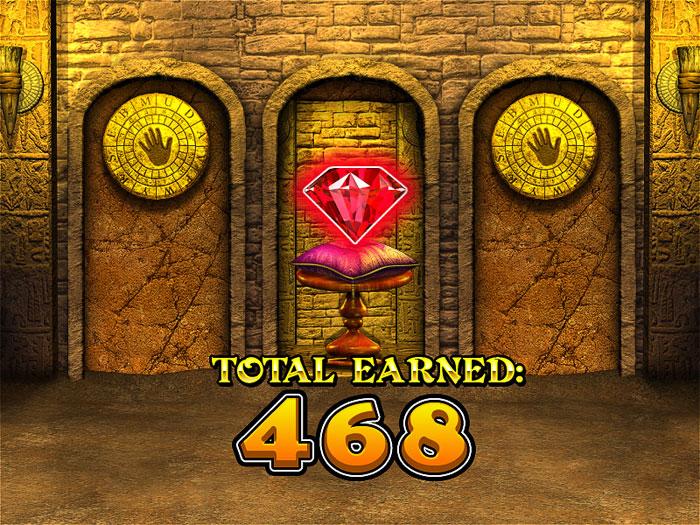 Treasure Room Bonus Round