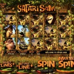 Safari Sam Slot Machine Takes Players on Wild Ride